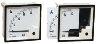 Moving Coil Ammeters & Voltmeters