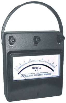 Portable Instrument (DC & AC Ammeters & Voltmeters - Medium Size)