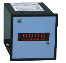 Built in Transducer Type Digital Power Factor Meter